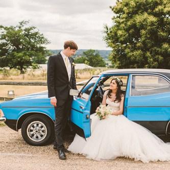 Charlie & Ryan's chic vintage inspired wedding at Gaynes Park, Essex