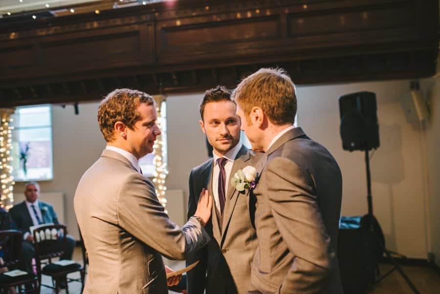 Darren and maida wedding