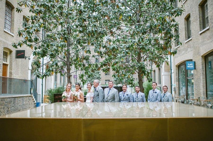 Clara russ a wedding at devonshire terrace for 14 devonshire terrace london