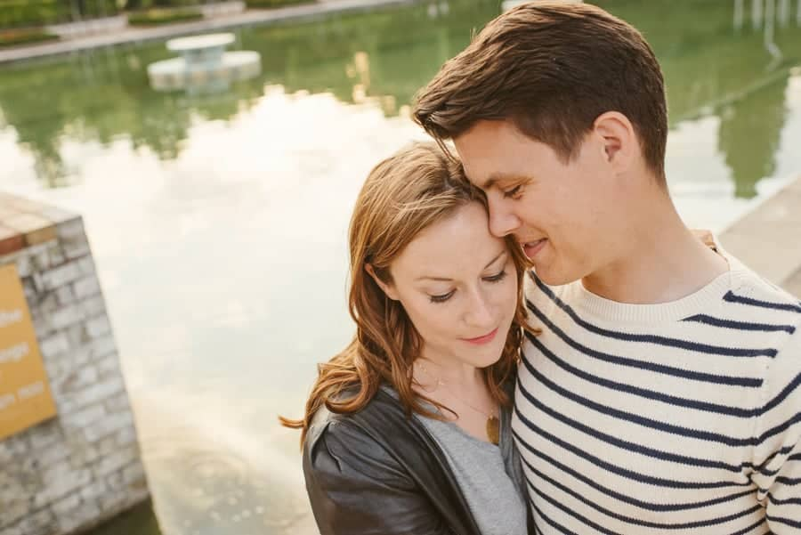 Lyndsey & Edward engagement shoots at Cadogan Pier London-1