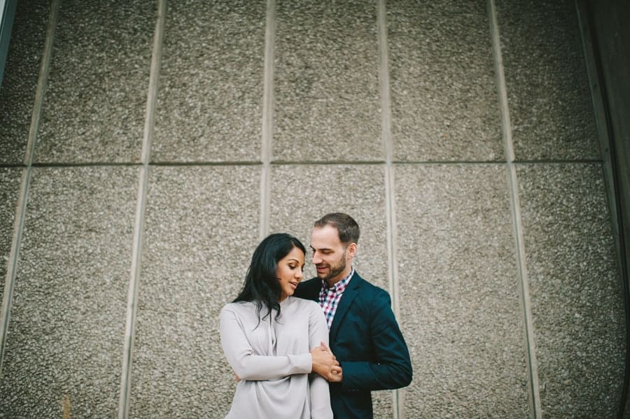 Shafeena & Derek's engagement shoots On The South Bank London-1