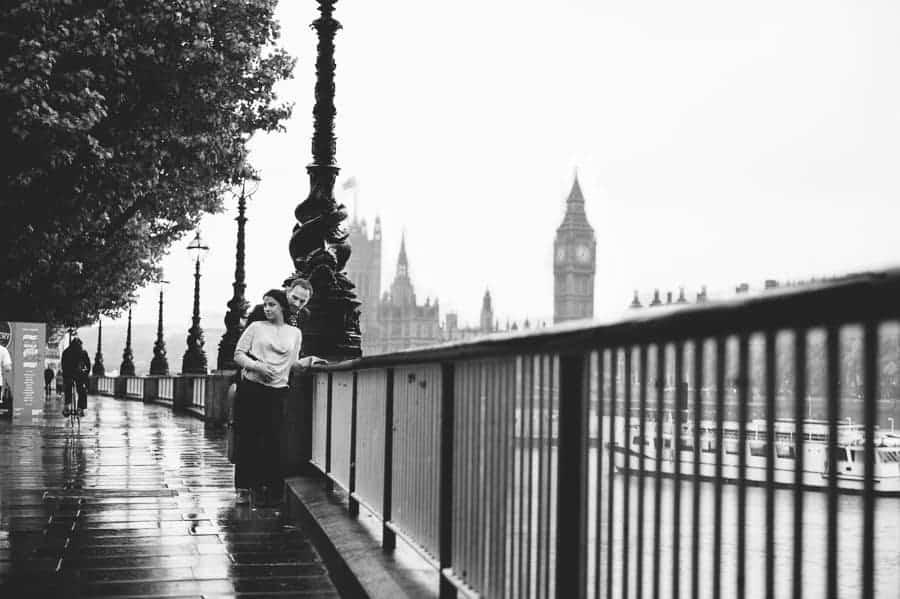 Shafeena & Derek's shoot in London