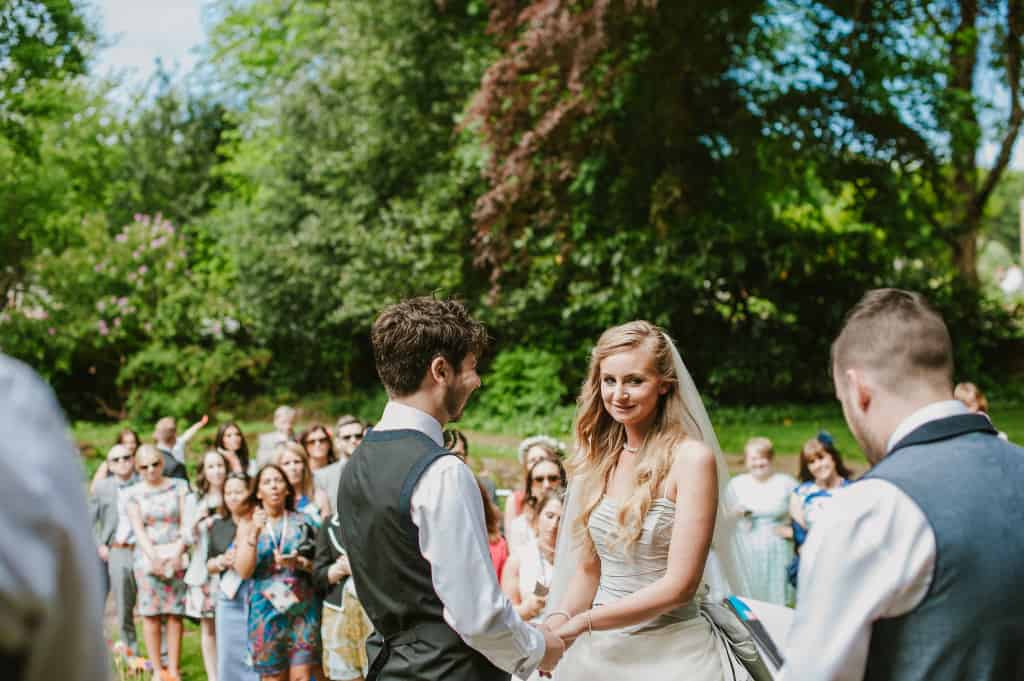 Getting Married Outdoors In England And Wales Ellie