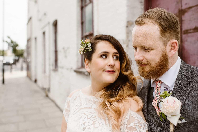 Londesborough wedding photography portrait