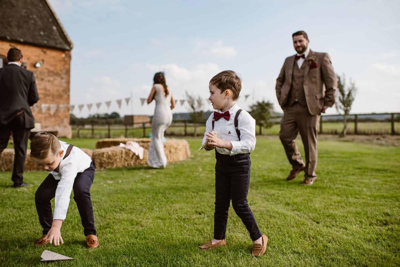 Godwick Barn wedding photography