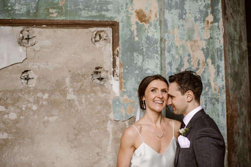 Asylum Arts wedding photography