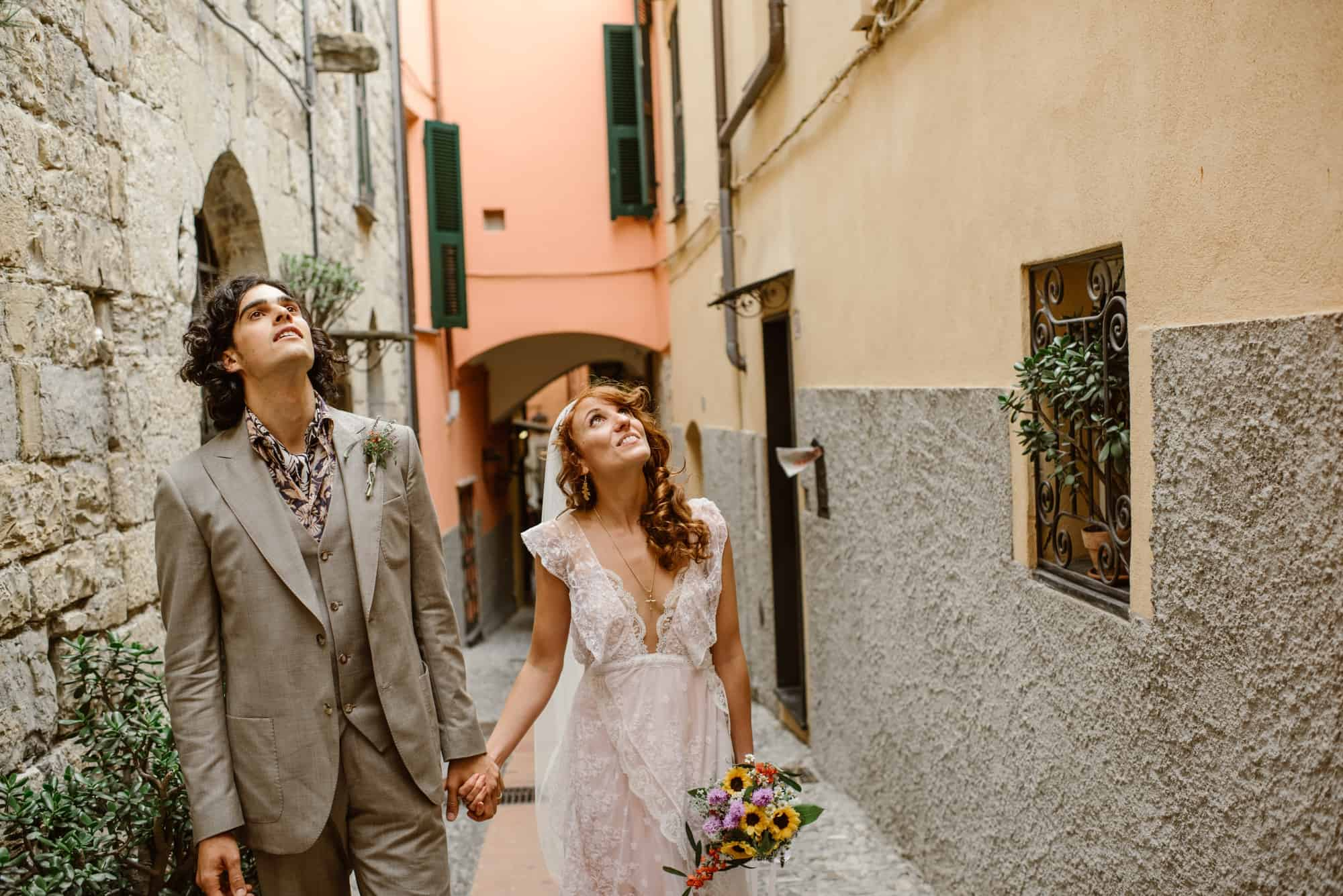 Wedding Cervo