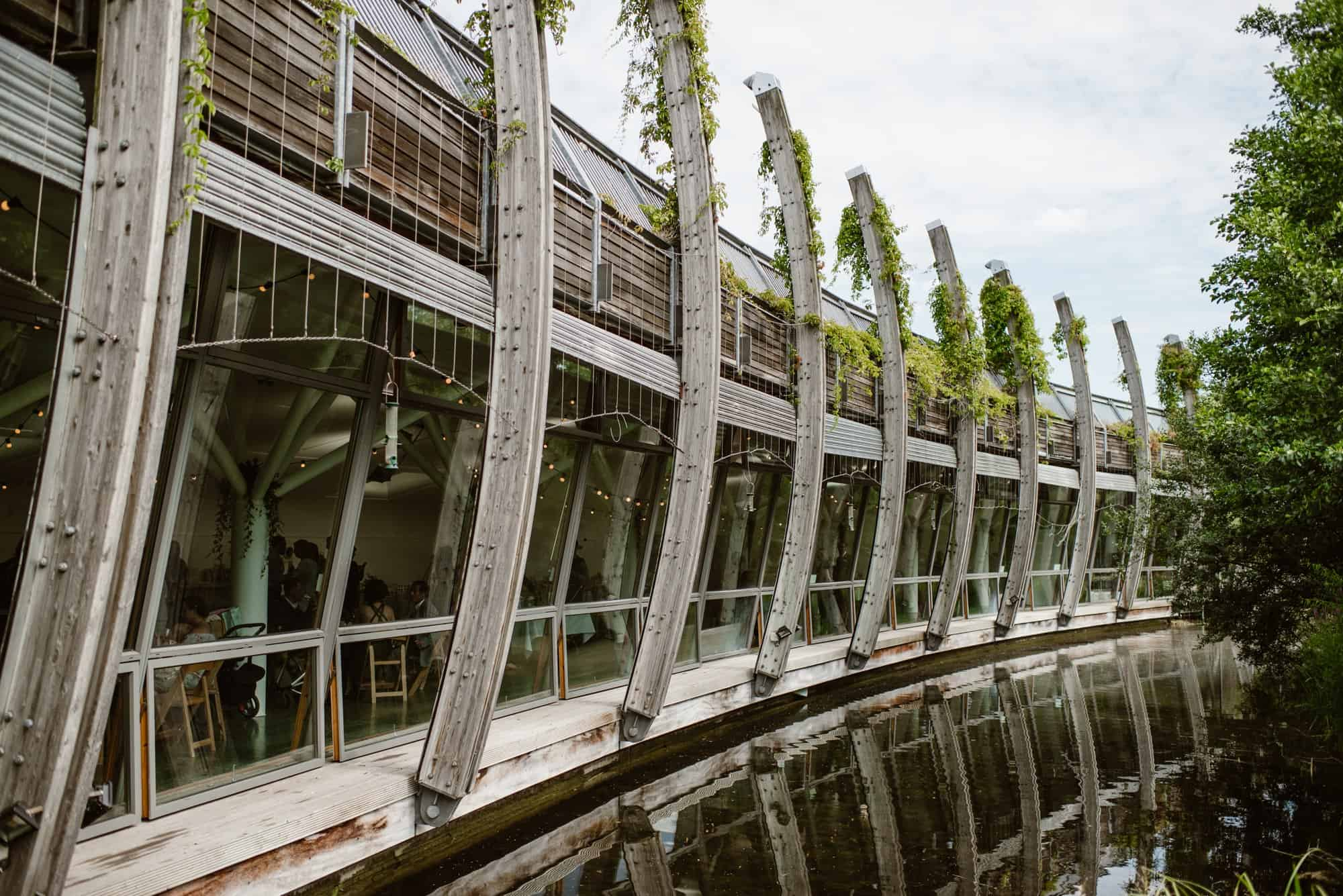 Mile End Ecology Pavillion