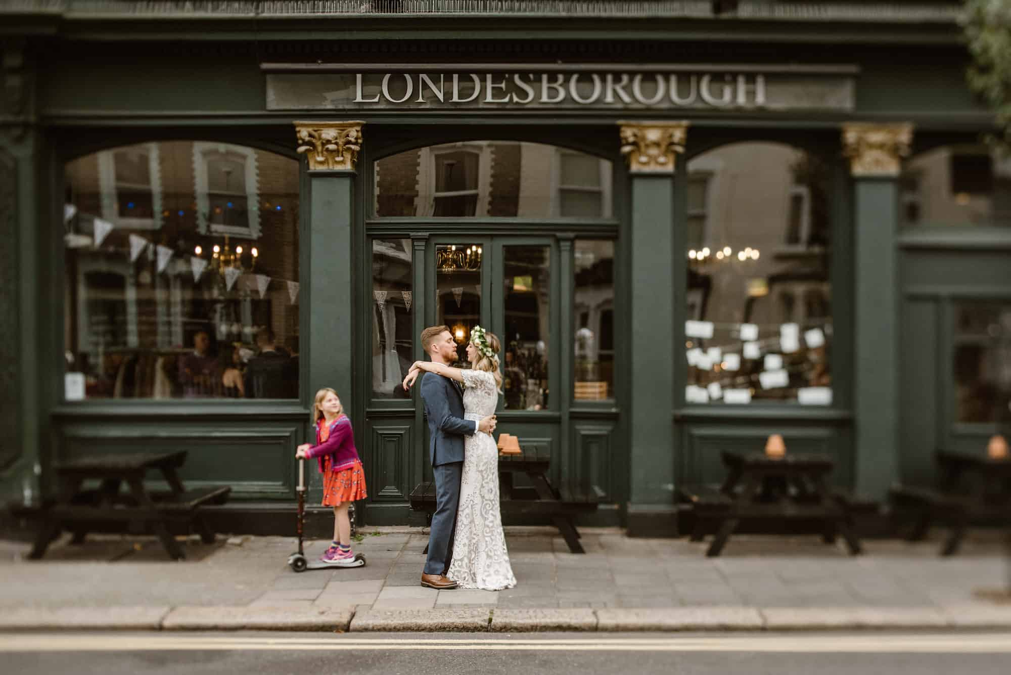 Wedding photography The Londesborough