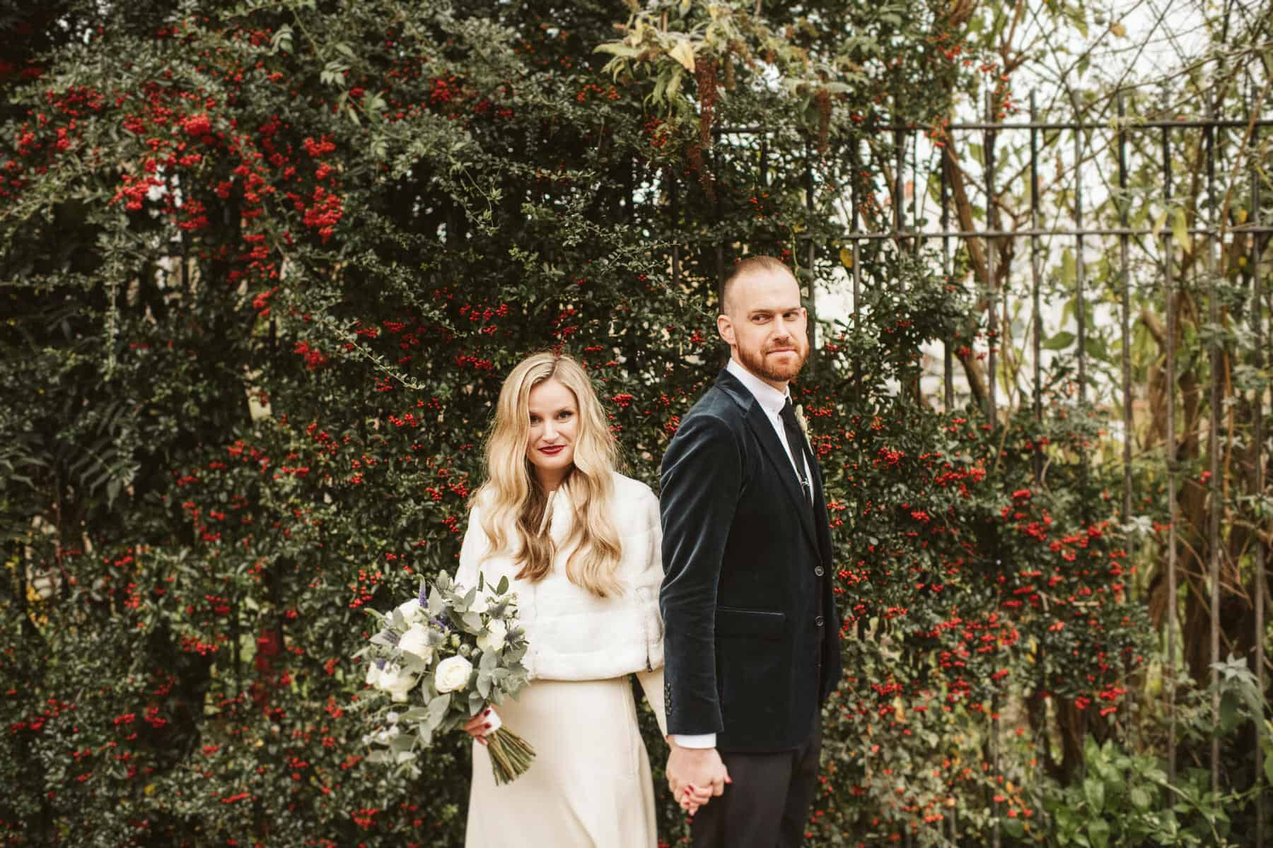 Newington Green wedding photography